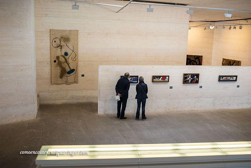 Fundación Pilar y Joan Miró en Mallorca