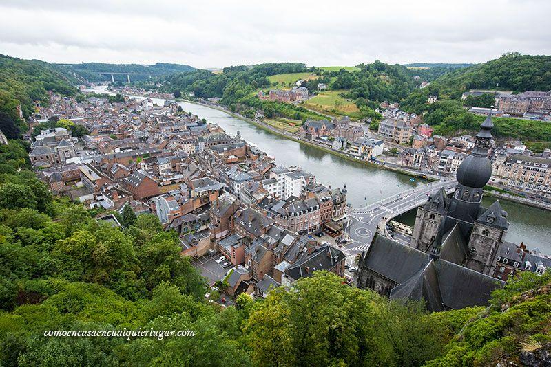 Valonia Dinant Bélgica