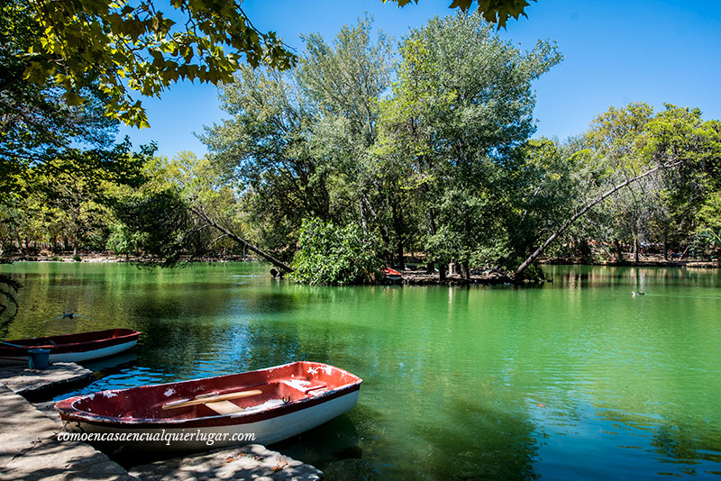 Lago de Anna y Gorgo de la escalera