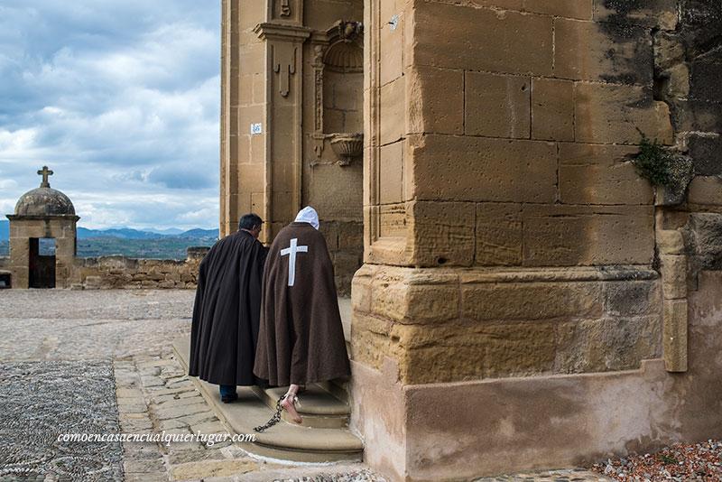 Los Picaos de San Vicente de la Sonsierra