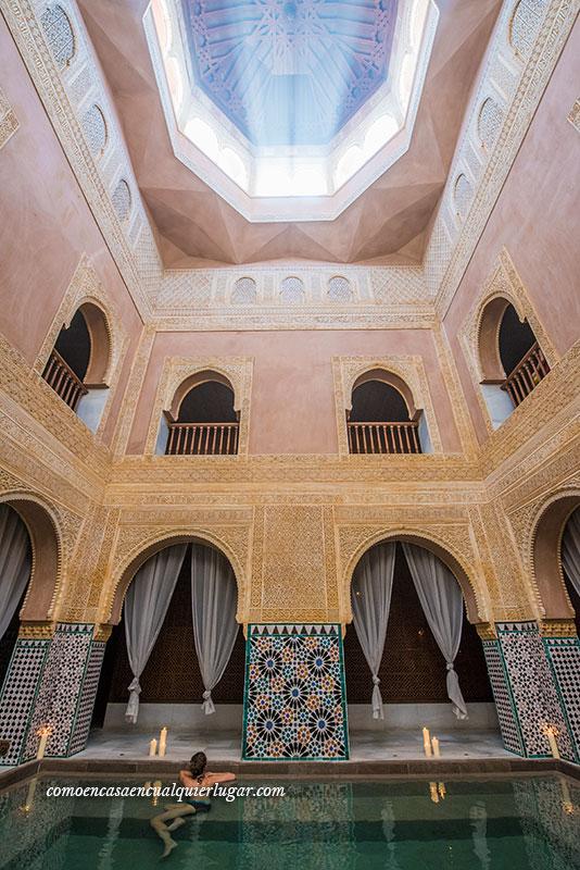 Hammam Al Andalus en Malaga