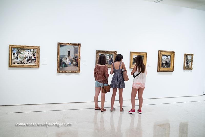 Que hacer en Malaga visita al museo Carmen Thyssen