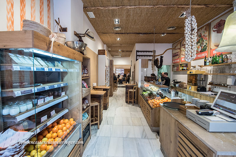 Restaurante Es Rebost Mallorca Fast Slow-Food