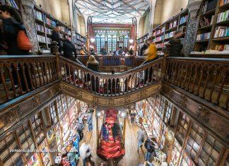 Librería Lello porto