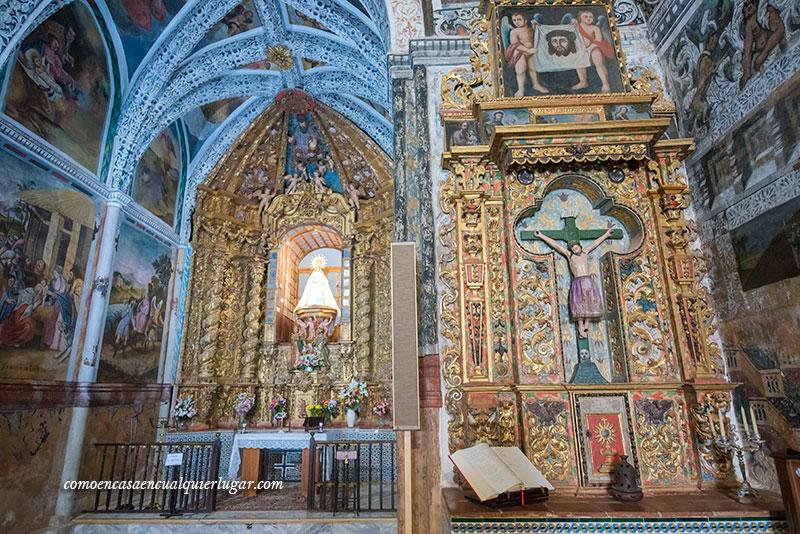 Ermita de la virgen del Ara la capilla Sixtina de Extremadura