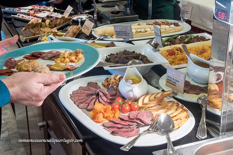 Jornadas gastronómicas de la caza en el Hotel Santemar