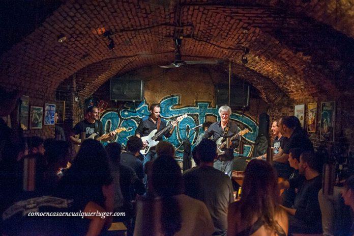 La coquette Blues Bar en Madrid