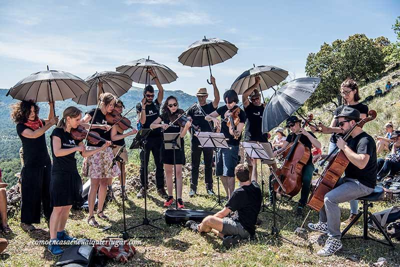 Festival Música en Segura en Jaén