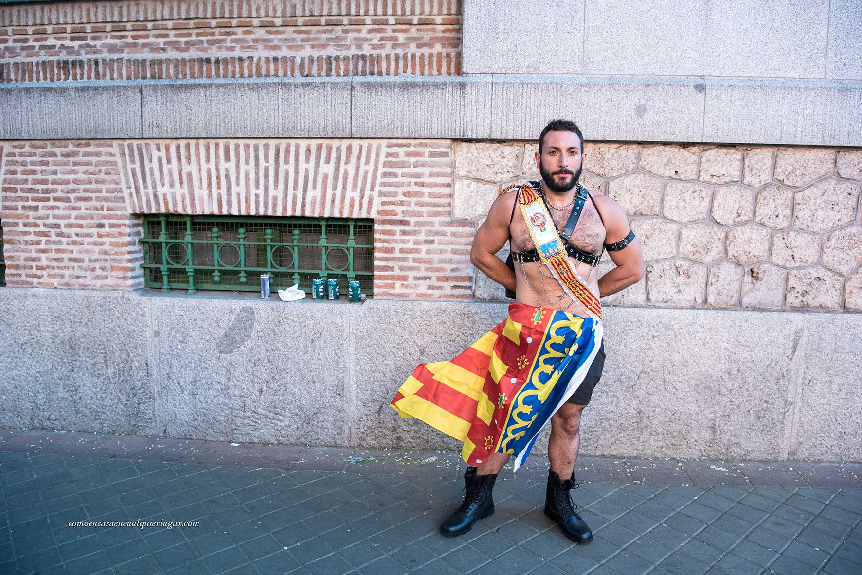 orgullo gay madrid 2017