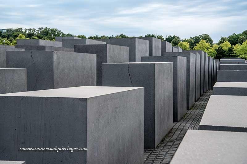 memorial eisenman berlin