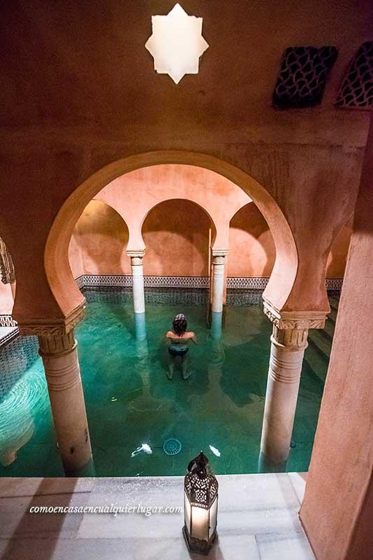 Hammam en Granada