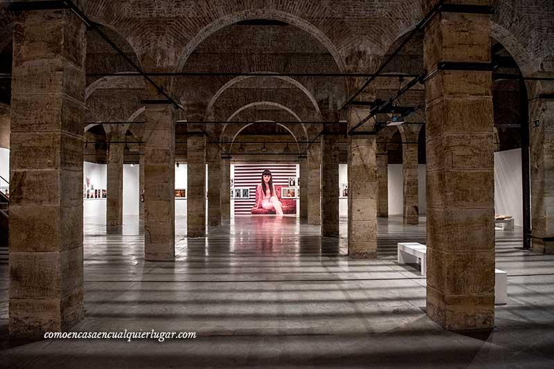 Centro cultural Montehermoso Kulturunea