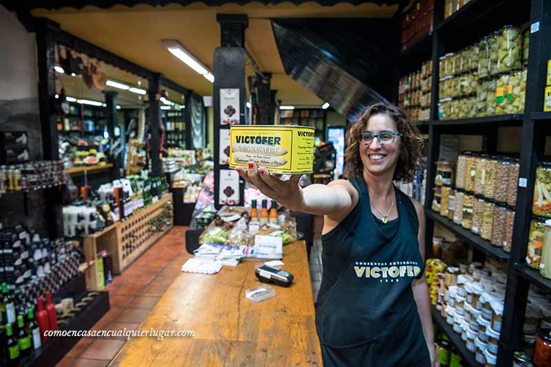 Victofer tienda en Vitoria Gasteiz