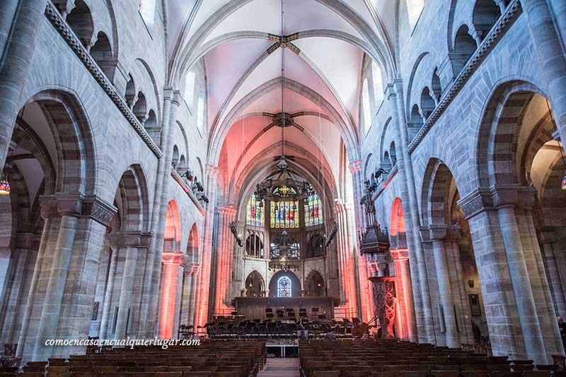 viajar a basilea Catedral de Basilea