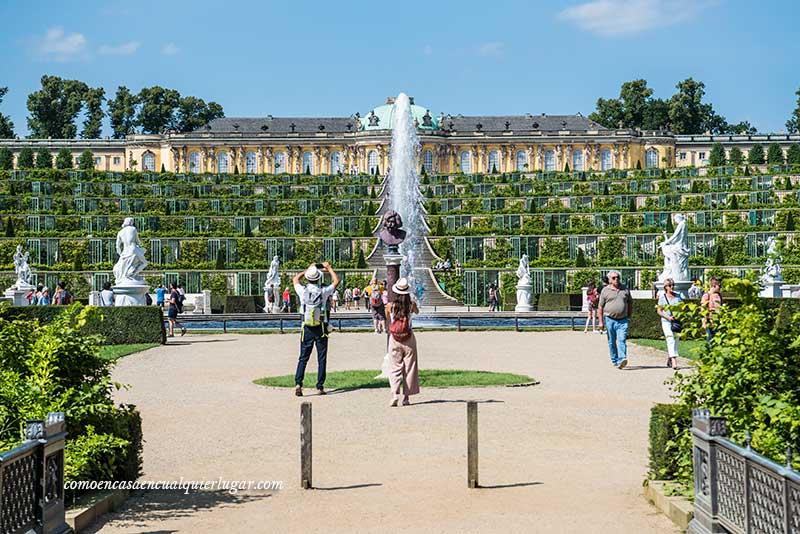 Excursión de un día de Berlín a Potsdam