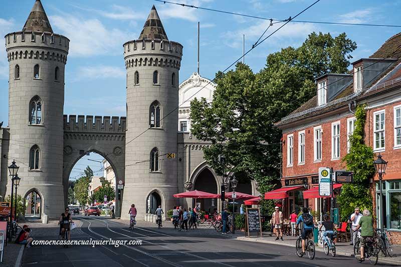Excursión de un día de Berlín a Potsdam barrio holandes