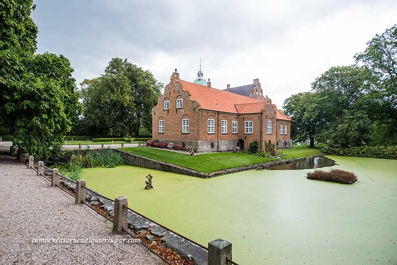 Qué hacer en Fionia Dinamarca castillo de Ulriksholm