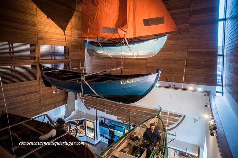 qué ver en Lerwick Museo de las Shetland