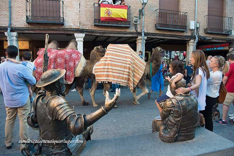 escapadas en coche por Madrid alcalá de henares