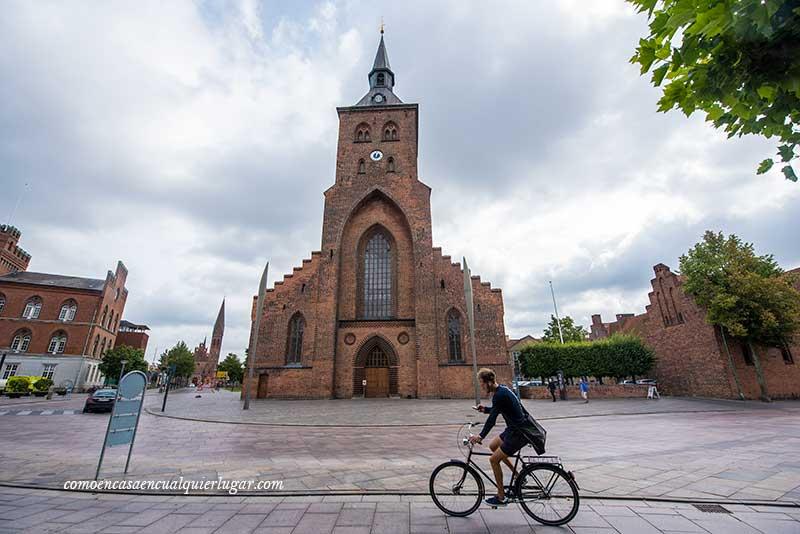 qué ver en Odense Iglesia San Canuto