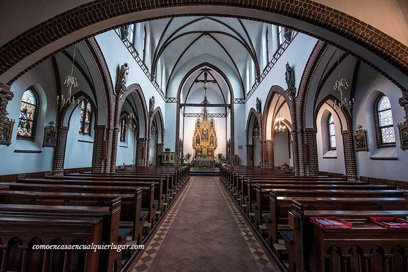qué ver en Odense Iglesia San Albano