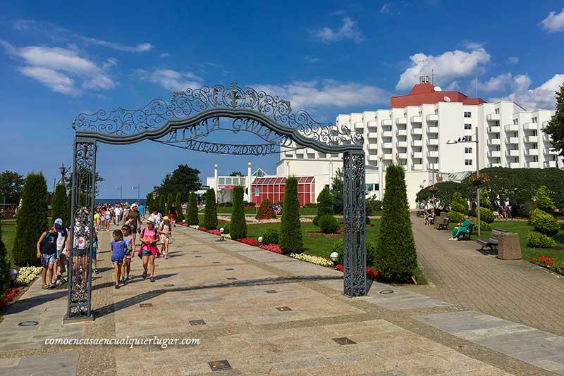 Que ver en la isla de Wolin Miedzyzdroje