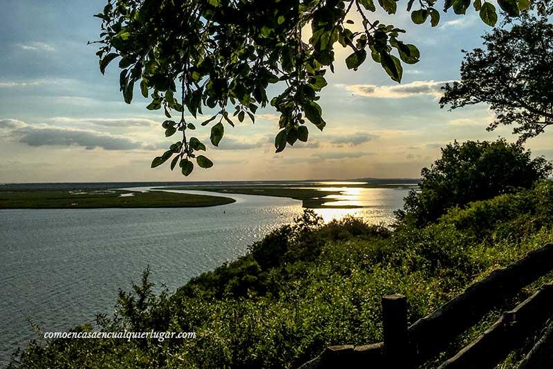 qué ver en la isla de Wolin