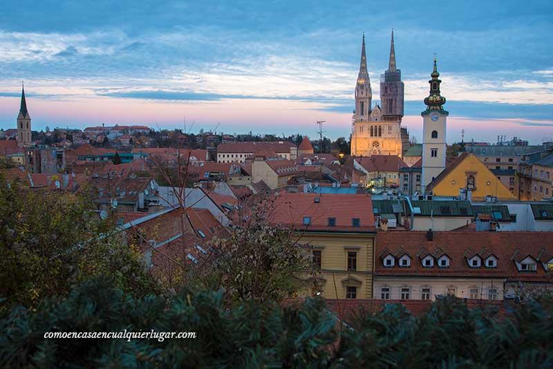 Que Ver Y Hacer En Zagreb Una Escapada A La Capital De Croacia