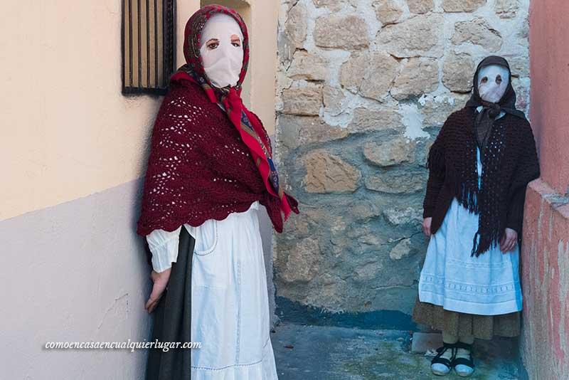 Las botargas de Romanones en Guadalajara