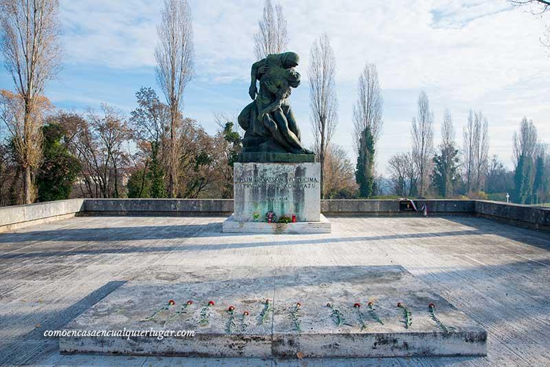 Cementerio de Mirogoj en Zagreb