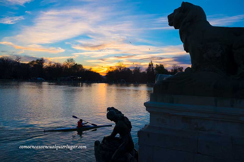 Qué hacer y qué ver en el parque del Retiro