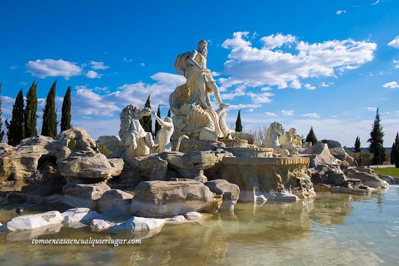 Parque de Europa en Torrejón de Ardoz