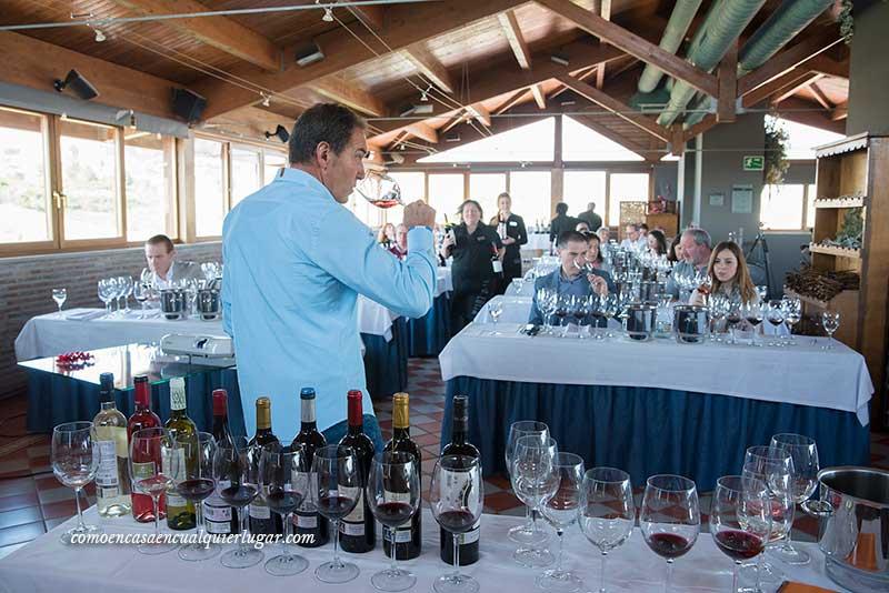 Spring Wine Fest en Villa Lucia