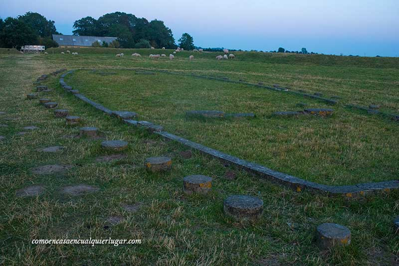 La ruta vikinga de Dinamarca Slagelse