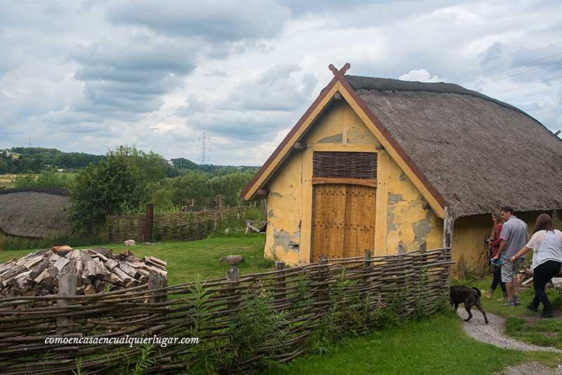 vikingos Dinamarca Hobro