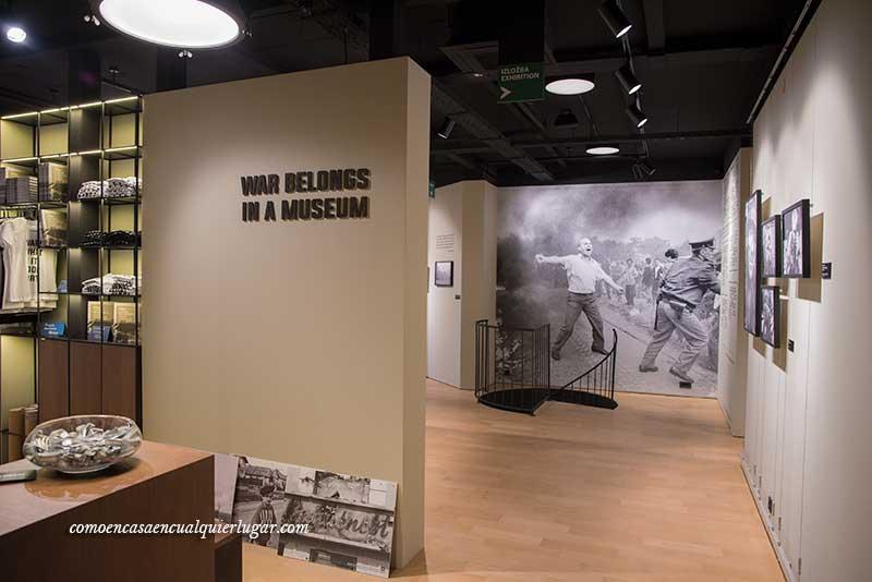 Museo de Fotografía de guerra