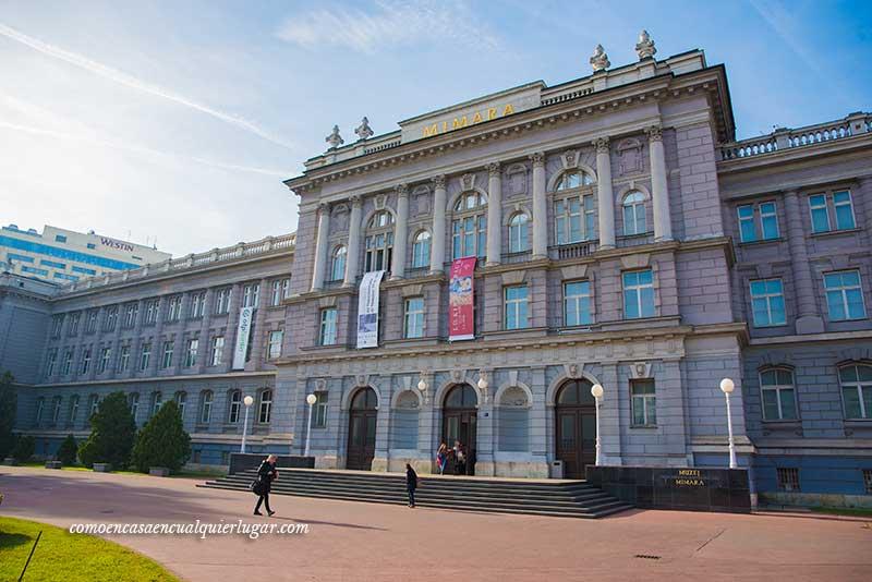 Museo de Mimara Zagreb, Croacia