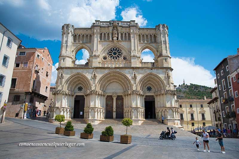 Qué ver en Cuenca en un día catedral
