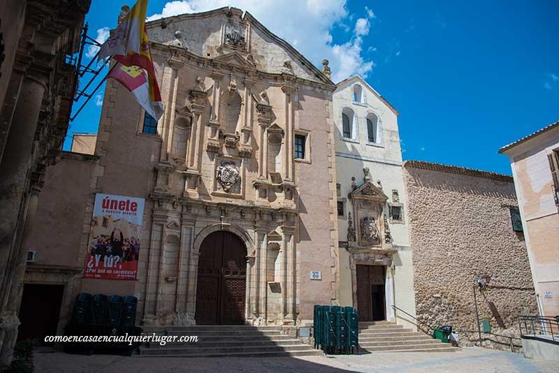 seminario San julian Cuenca