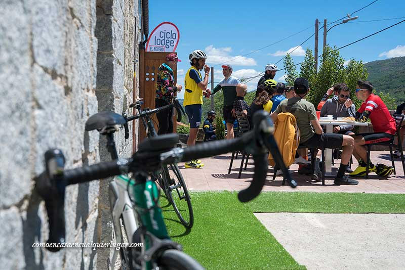 hoteles con encanto para ciclistas