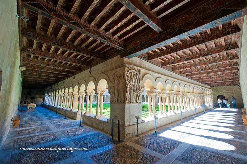 Qué ver en Santo Domingo de Silos monasterio
