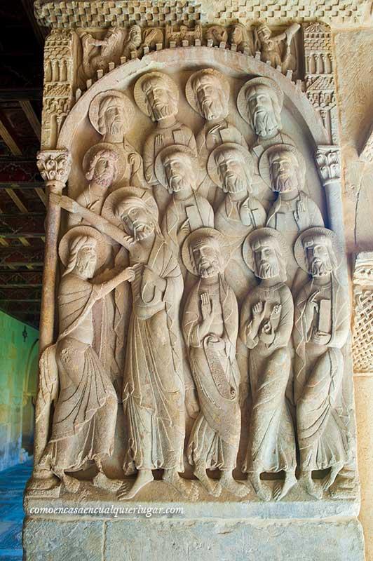 la duda de santo tomas monasterio Santo Domingo de Silos