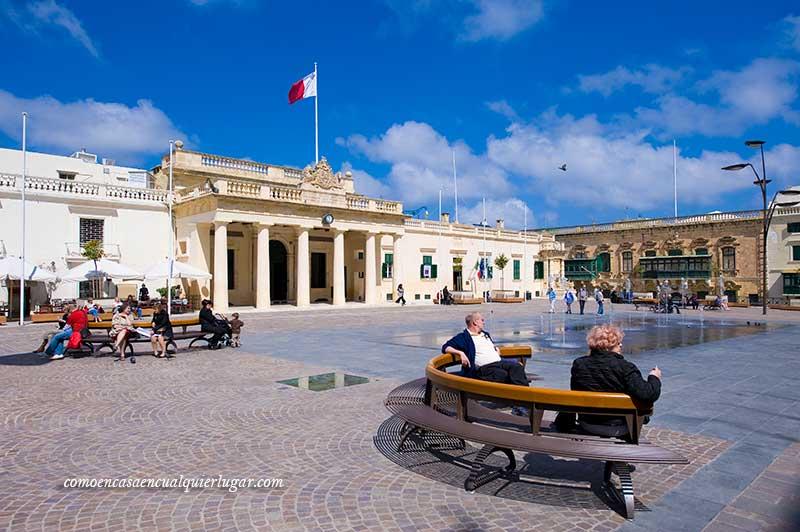 Malta que ver hacer