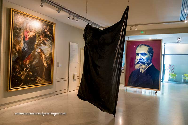 Visita al Museo Lázaro Galdiano