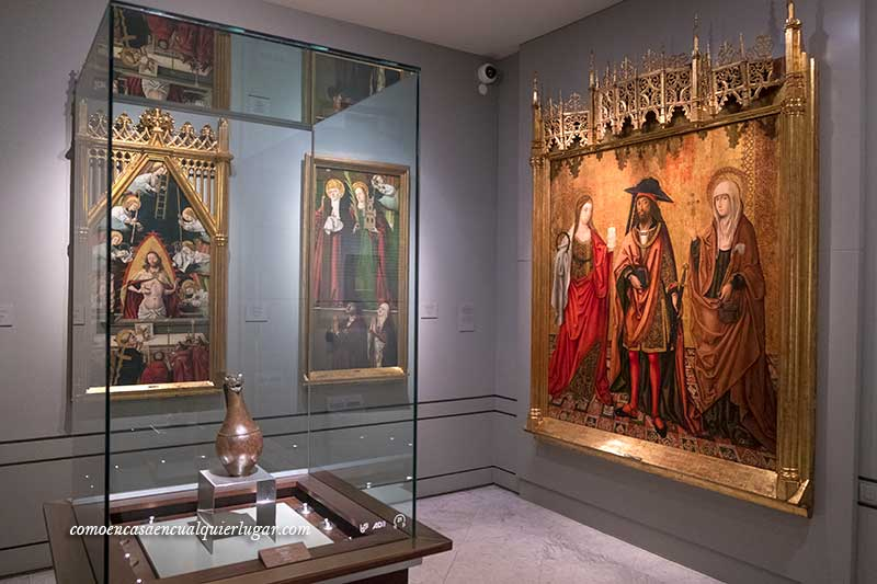 obras de arte museo lázaro galdiano