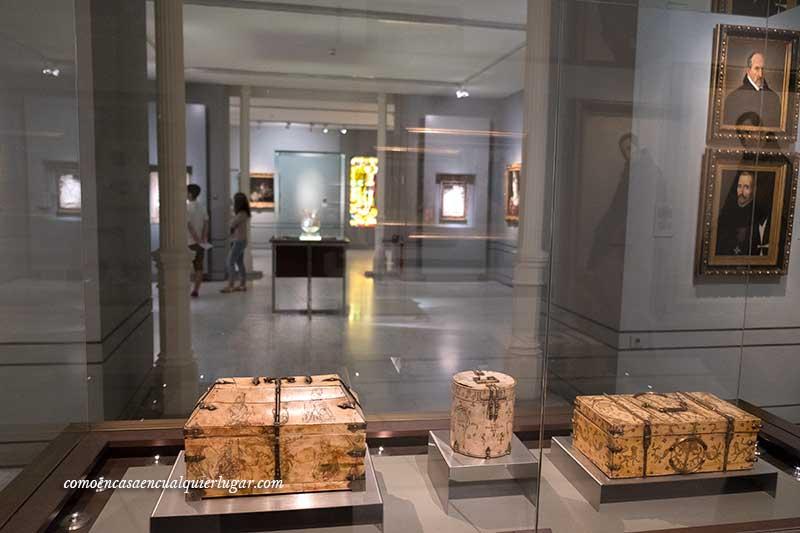 exposiciones obras de arte madrid