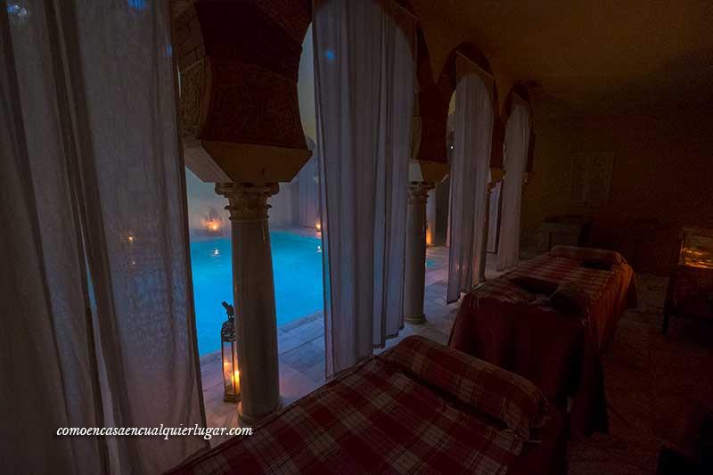 baños árabes Córdoba masajes