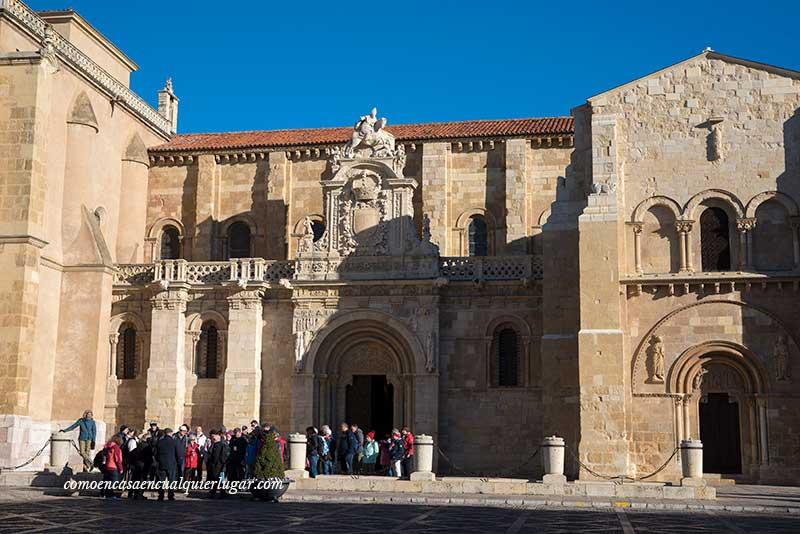 Real colegiata o Basílica de San Isidoro