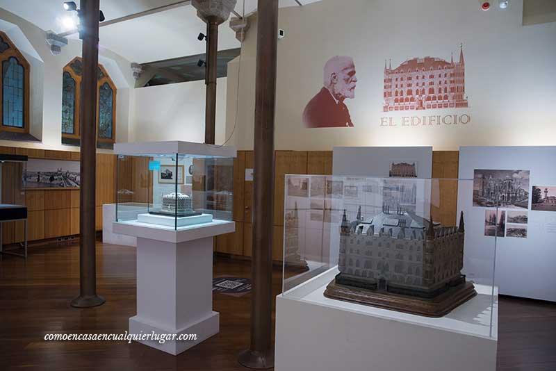 Casa Botines de Antoni Gaudí