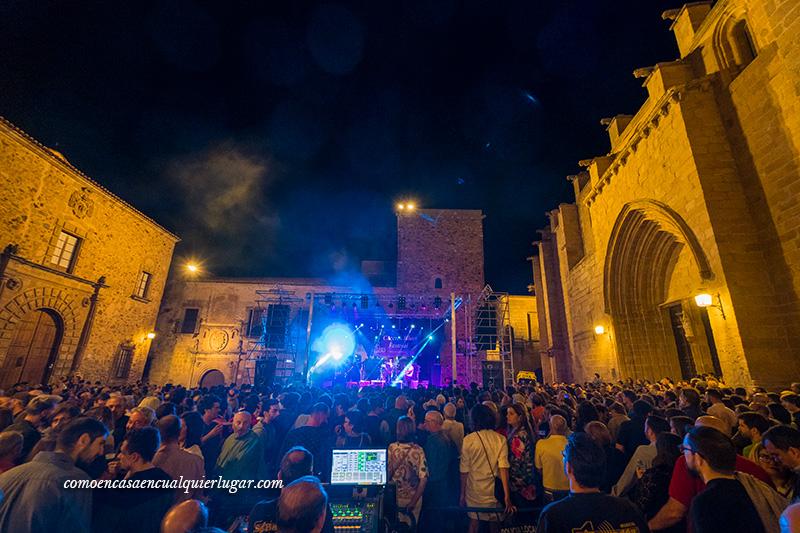 Cáceres Blues festival
